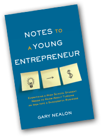 Notes to a Young Entrepreneur