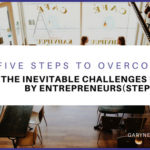 Five Steps to Overcoming the Inevitable Challenges Faced By Entrepreneurs (Steps 3 thru 5)