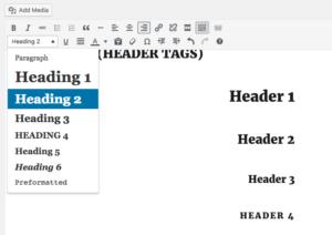 header-tags